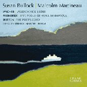 Wagner: Wesendonck Lieder;  et al / Bullock, Martineau