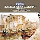 Galuppi: Harpsichord Sonatas from 