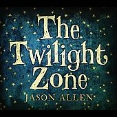 Jason Allen: The Twilight Zone [Digipak] *