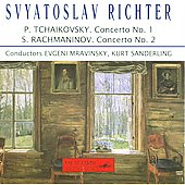 Tchaikovsky: Piano Concerto no 1, etc / Richter