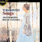 Tchaikovsky: Songs / Joan Rodgers, Roger Vignoles