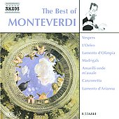 The Best of Monteverdi