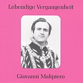 Lebendige Vergangenheit - Giovanni Malipiero