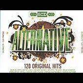 Various Artists: Alternative: 120 Original Hits [Box]