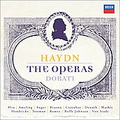 Haydn: the Operas/ Various Artists