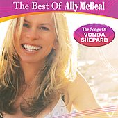 Vonda Shepard: The Best of Ally McBeal: The Songs of Vonda Shepard