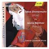 Zimmerman & Nemstov play Jewish Chamber Music
