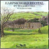 Harpsichord Recital