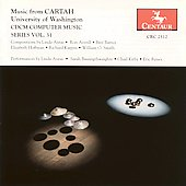 Various Artists: CDCM Computer Music Series, Vol. 31: Music from Cartah University of Washington