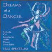 Dreams of a Dancer / Chamber works with flute