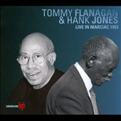Hank Jones (Piano)/Ralph Flanagan/Tommy Flanagan: Live in Marciac 1993 [Digipak]