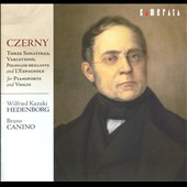 Czerny: Works for Violin & Piano