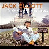 Ramblin' Jack Elliott: At Lansdowne Studios, London [Digipak]