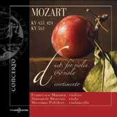 Mozart: Duets For Violin & Viola K423