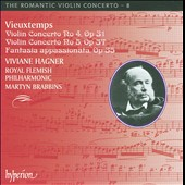 Romantic Violin Concerto Vol. 8