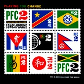 Playing for Change: PFC 2: Songs Around the World [Digipak] *
