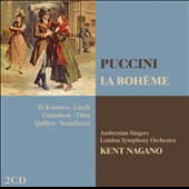 Puccini: La Boh&egrave;me / Nagano,