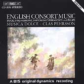 English Consort Music / Clas Pehrsson, Musica Dolce