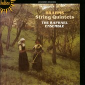 Brahms: String Quintets Nos. 1 & 2