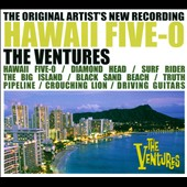 The Ventures: Hawaii Five-O [Venturex] [Digipak]