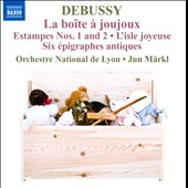 Debussy: Orchestral Works, Vol. 5 - La Boîte à Joujoux; Estampes Nos. 1 and 2; Etc.