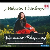 Romanian Rhapsody - Works for violin & piano / Apap