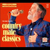 Karaoke: Karaoke: Country Male Classics [Digipak]