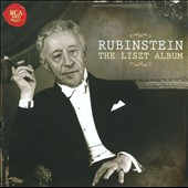 The Liszt Album / Artur Rubinstein