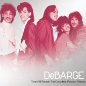 DeBarge: Time Will Reveal: The Complete Motown Albums [Digipak] *