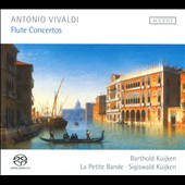 Antonio Vivaldi: Flute Concertos / Barthold Kuijken