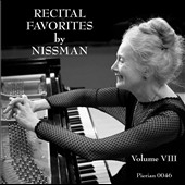 Recital Favorites by Nissman, Volume 8