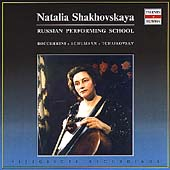 Russian Performing School - Natalia Shakhovskaya