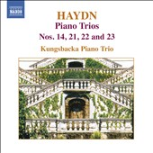 Haydn: Piano Trios Nos. 14 & 21-23 / Kungsbacka Piano Trio