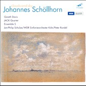 Johann Schöllhorn: Clouds and Sky / Gareth Davis, bass clarinet; Jack Quart