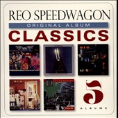 REO Speedwagon: Original Album Classics [Box]