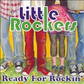 Little Rockers Band: Ready for Rockin' [Slipcase]
