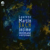 Laurent Martin plays Bach