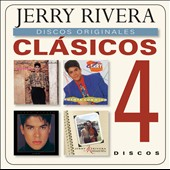 Jerry Rivera: Clasicos [Box]