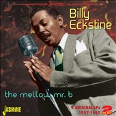 Billy Eckstine: Mellow Mr. B: 4 Original LPs 1957-1961