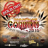 Various Artists: Invasión del Corrido 2015: Sold Out