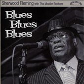 Sherwood Fleming: Blue Blues Blues