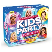 Various Artists: Latest & Greatest Kids Party: Turn it Up!