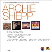 Archie Shepp: Archie Shepp: The Complete Remastered Recordings [Blister] *
