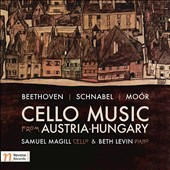 Cello Music from Austria-Hungary - Beethoven: Sonata, Op. 47
