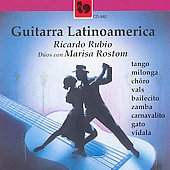 Guitarra Latinoamerica - Piazzolla, et al / Rubio, Rostom