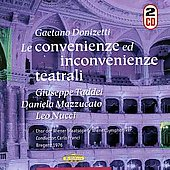 Donizetti: Le Convenienze ed Inconvenienze Teatrali / Nucci