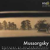 Mussorgsky: Pictures at an Exhibition, etc / Kakhidze, et al
