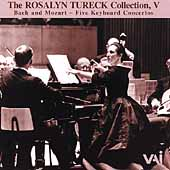 Rosalyn Tureck Collection Vol 5 - Bach and Mozart