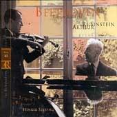 Rubinstein Collection Vol 40 - Beethoven: Violin Sonatas