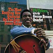 The George Benson Quartet (Guitarist)/George Benson (Guitar): It's Uptown [Expanded]